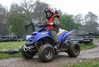 ACCC warns of quad bike dangers for kids