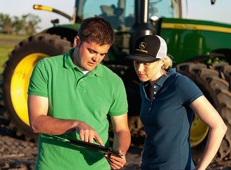 John Deere introduces wireless data transfer technology