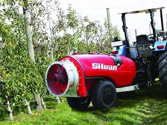 Silvan releases compact narrow row sprayer