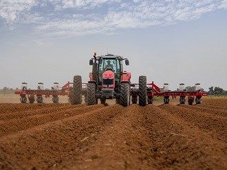 Massey Ferguson Precision Planter touchdown in Australia