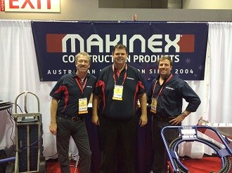 Makinex cracks US market