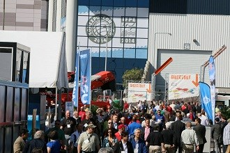 CONEXPO 2014 attendance second-highest in history