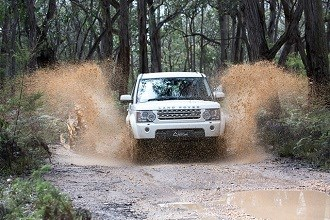 Land Rover Discovery earns its stripes