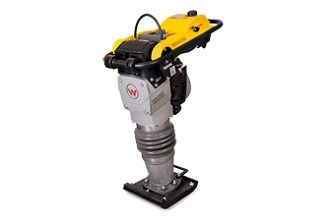 Wacker Neuson introduces next-gen two-cycle rammers