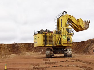 Komatsu hose assembly agreement to cover mining machinery