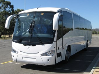 Irizar Century 3500 school bus