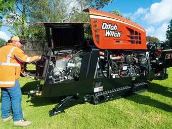 Review: Ditch Witch JT2020 directional drill