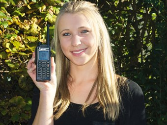 New two-way radio network revolution is here - KorKor