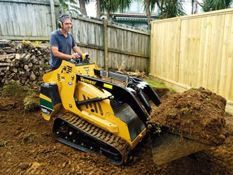 Review: Vermeer S800TX Skidsteer Loader