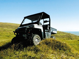 Polaris Ranger 700 HD