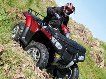 Polaris Sportsman XP850EFI ATV