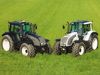 New Valtra and Versu tractors