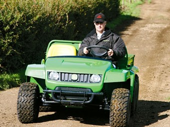 John Deere Gator TH 6x4 Ride-on