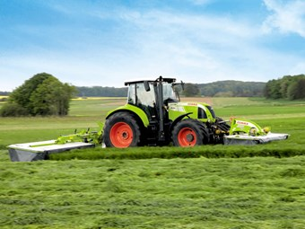 Claas Disco 3100 mowers
