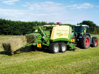 Krone Big Pack Multi-bale