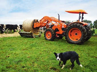 Review: Kubota M8540 Tractor