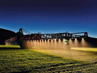 Spraysmart Jacto Advance sprayer