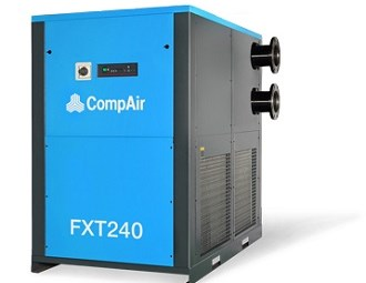 CompAir introduces energy efficient refrigerant compressed air dryer range