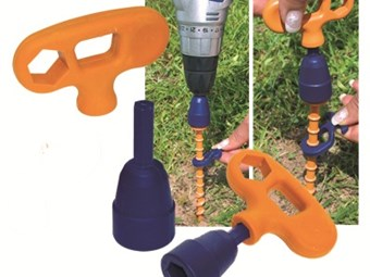 WIN A SET OF CAMPING PEGS