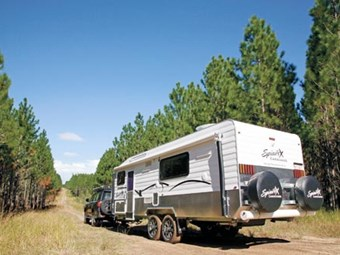 SPINIFEX EPIX CARAVAN REVIEW