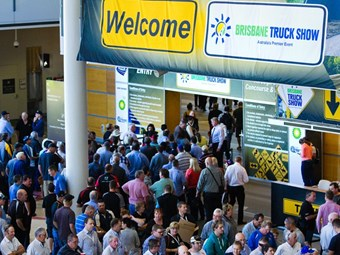 Brisbane Truck Show Smashes Records