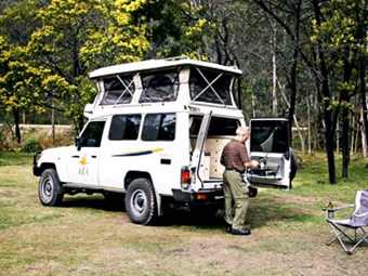 Review: Kea Campers Toyota LandCruiser Pop-Top