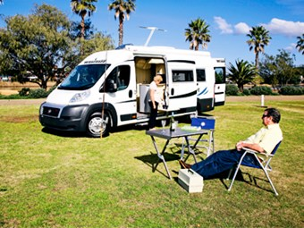 TESTED: WINNEBAGO ESCAPE