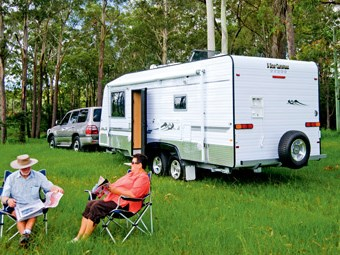 Review: 5 Star Caravans Premier MKII