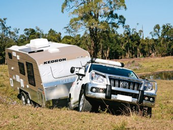 Review: Kedron Caravans Cross Country XC3
