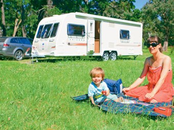 Review: Bailey Caravans Unicorn Barcelona