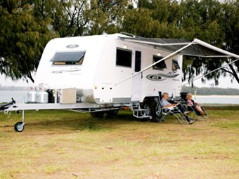 SLR Caravans 1900 Premium Off Road: Review