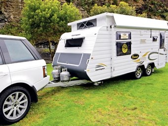CARAVAN TEST: CORONET CARRINGTON 17-3