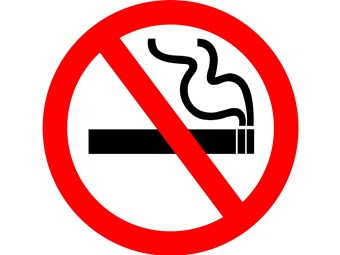 Smoking ban extends