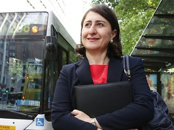 Berejiklian to stay