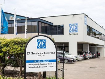 ZF offers servicing for EcoLife Transmissions