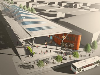 New transport interchange plan open for feedback