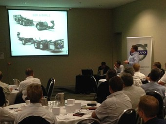 Volvo hosts Euro 6 forums in Australia as regulations reviewed