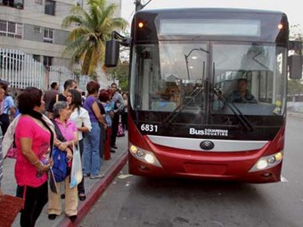 Yutong signs agreement with Venezuela for 1500 buses