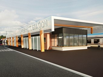 NZ station draft plans released