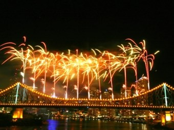 Footy, fireworks to smash transport record