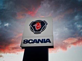 Scania opens Newcastle branch