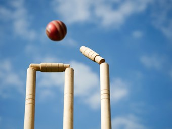 Bats, balls, bails and buses - first test starts today
