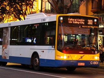 Free buses till Friday - fare rise follows