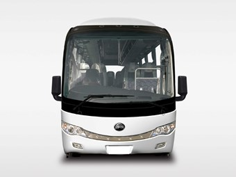 Chinese bus giant enters Aussie market
