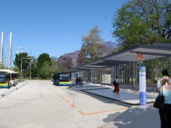 UQ gets station upgrade