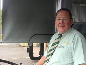 'Bus change' sees Richie a winner