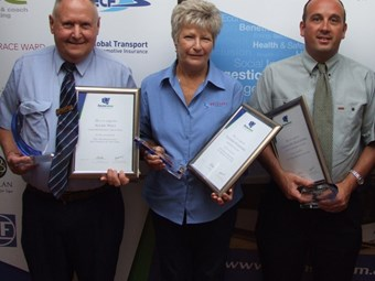 NSW best bus drivers honoured
