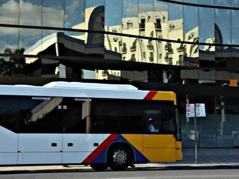 Buses prioritized to ease Adelaide congestion