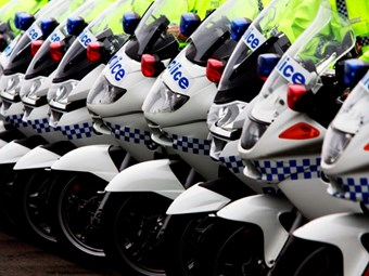 BusNSW asks motorcycle police for clemency