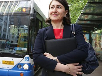 NSW bus contract controversy